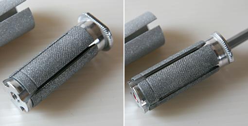 プレッシャーアンカーの構造