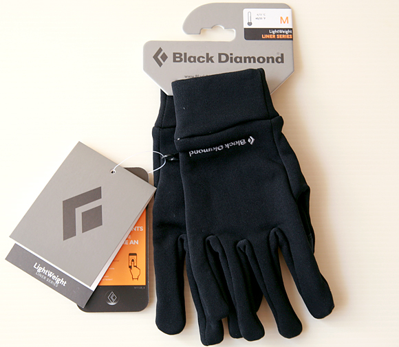 ブラックダイヤモンド ライトウィエイト グローブの画像
