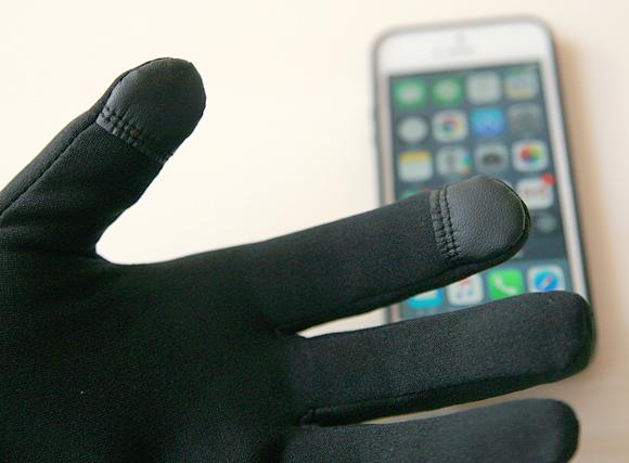 指先のパッチ分の拡大画像