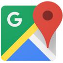 Google Mapのロゴ画像