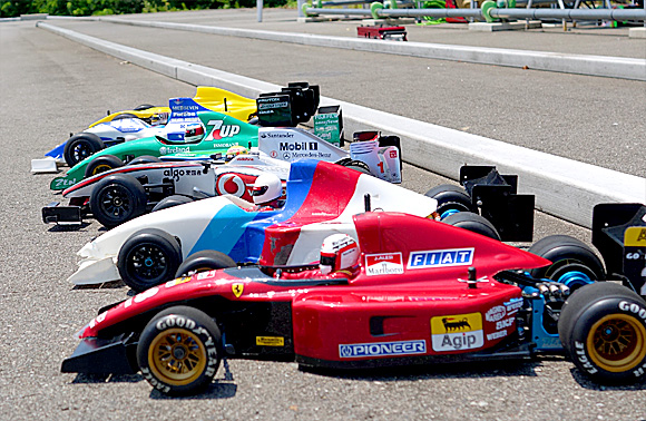 2017トップスピードF1レース第6戦
