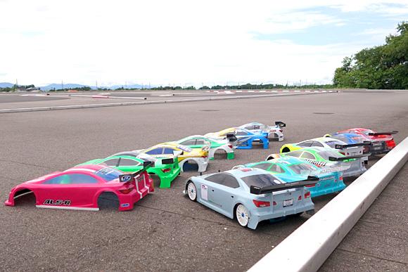 聖籠トップスピードTCレース2017第6戦