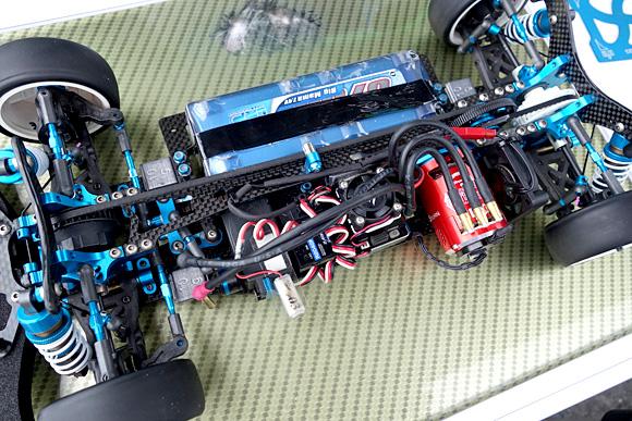 タミヤTRF417X