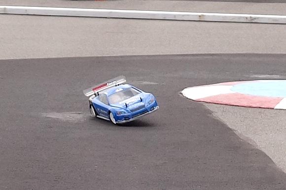 聖籠トップスピードTCレース2017第6戦レース風景7