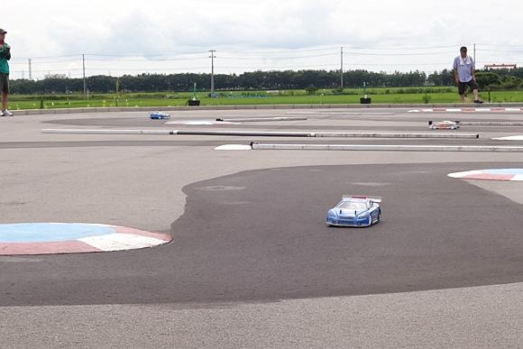 聖籠トップスピードTCレース2017第6戦レース風景8
