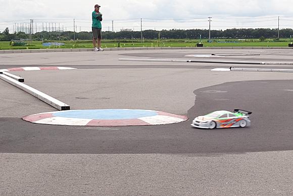 聖籠トップスピードTCレース2017第6戦レース風景10