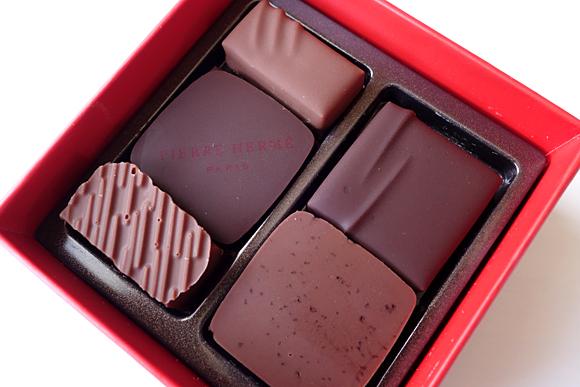 ピエール・エルメのチョコレート