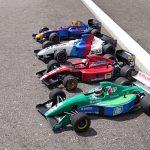 新潟聖籠「トップスピード」RC F1レース第9選の参加車両