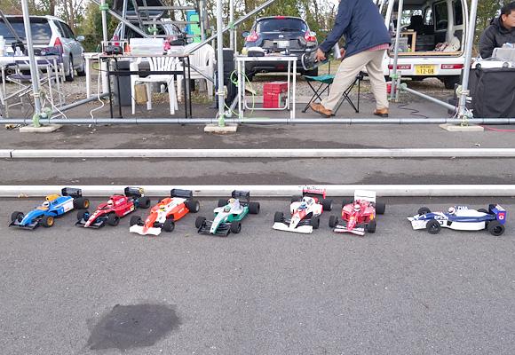 トップスピード2017 F1レース予選車両