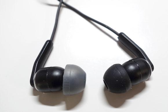 SONYのイヤーキャップに変えたフィリップス SHE9720